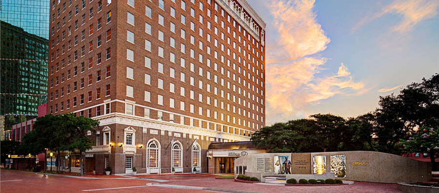 Fort Worth hotel