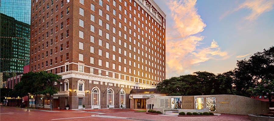 Fort Worth hotel