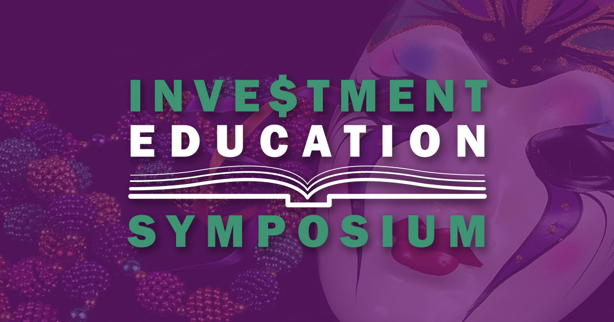 Alternative investment conference new orleans best long term investments for 2021